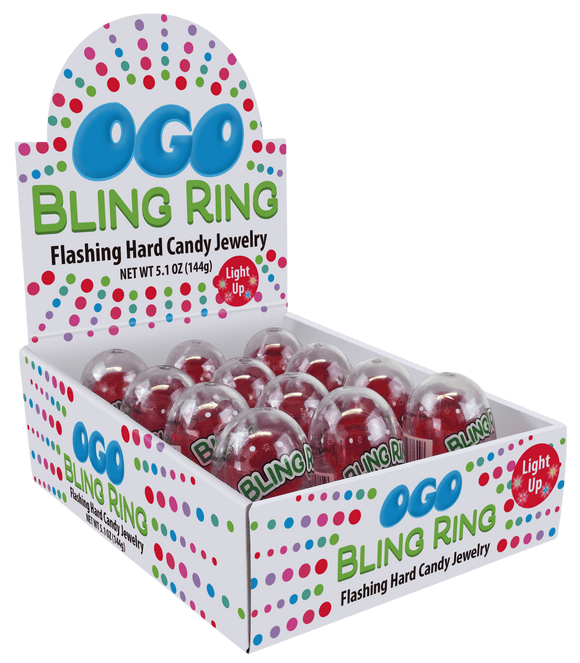 OGO Bling Rings 12ct