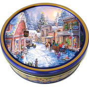 4 oz Cookie Tins - 10 for $10