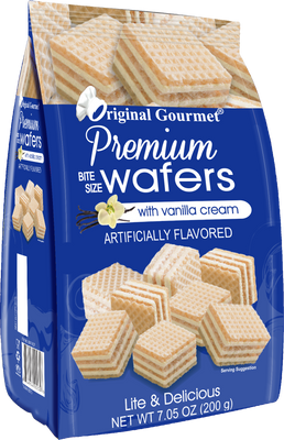 7oz Vanilla Premium Bite-Size Wafers