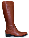 Augusto - Knee High Leather Boot