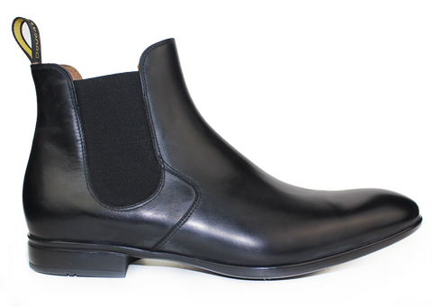 DOUCAL's - Leather Pull-On Boots