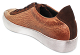 KALENA'S - Leather Suede Casual Shoe - KALENA's Shoes