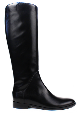 XSA - Leather Riding Boots - KALENA's Shoes