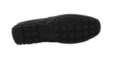 Geox Casual Moccasin Slip-On Black Sole