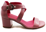 A&M Pink Sandal Side