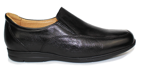 FONTANA - Leather Slip-On
