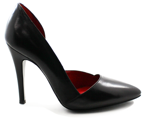 Carmen High Heel Black Side