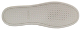 Geox Casual Flat Slip-On Shoe White Sole