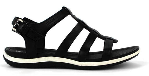 GEOX - Leather Strap Sandals - KALENA's Shoes