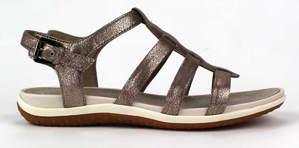 GEOX - Leather Strap Sandals