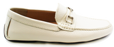 Iceberg Casual Moccasin Slip-On White Side