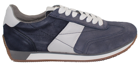 GEOX - Casual Lace Up Sneaker - KALENA's Shoes