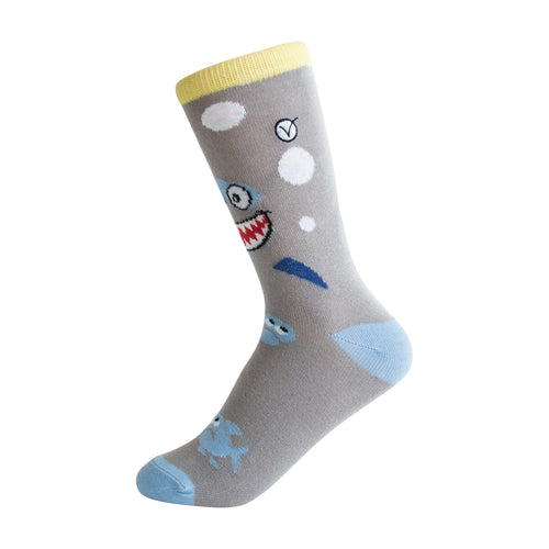 Kid's Crew - Silly Socks - Shark