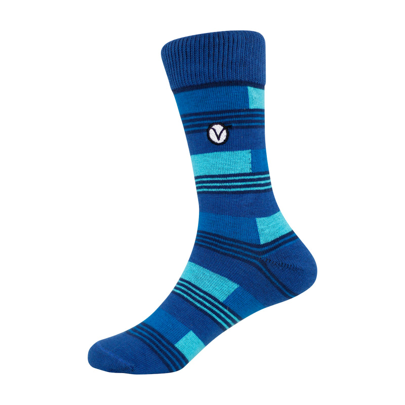 Variable STRIPE Blue