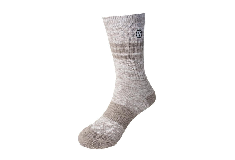 Boy's Casual Crew Sock - Tan