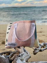 Bring It Tote Bag - Beach Collage