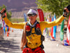 Phillip Lowry crosses finish line triumphantly at 2020 Moab 240