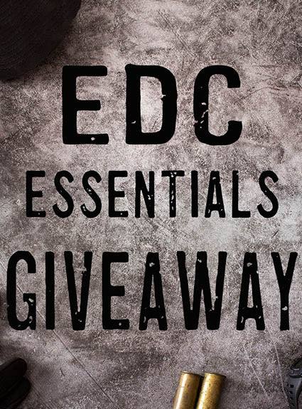 Every Day Carry Essentials Giveaway