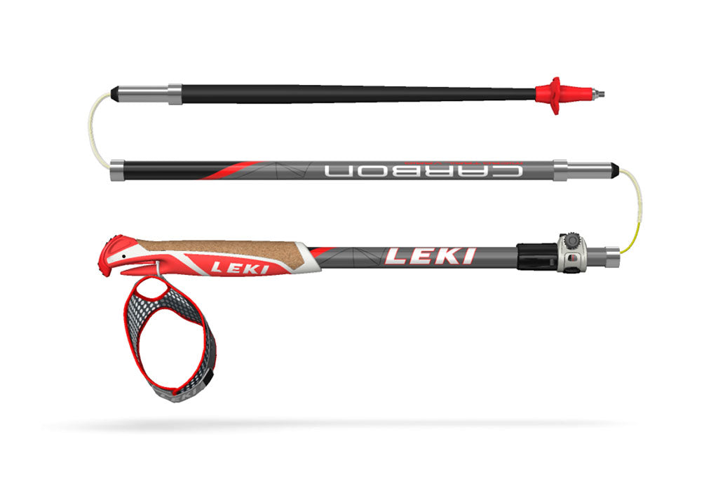 Leki trail running pole