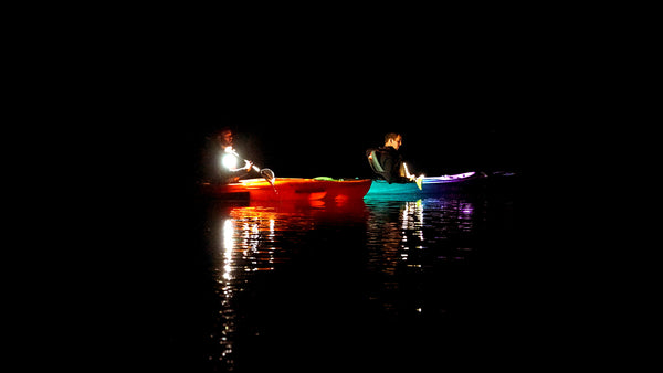 Night Kayaking with Kogalla RA