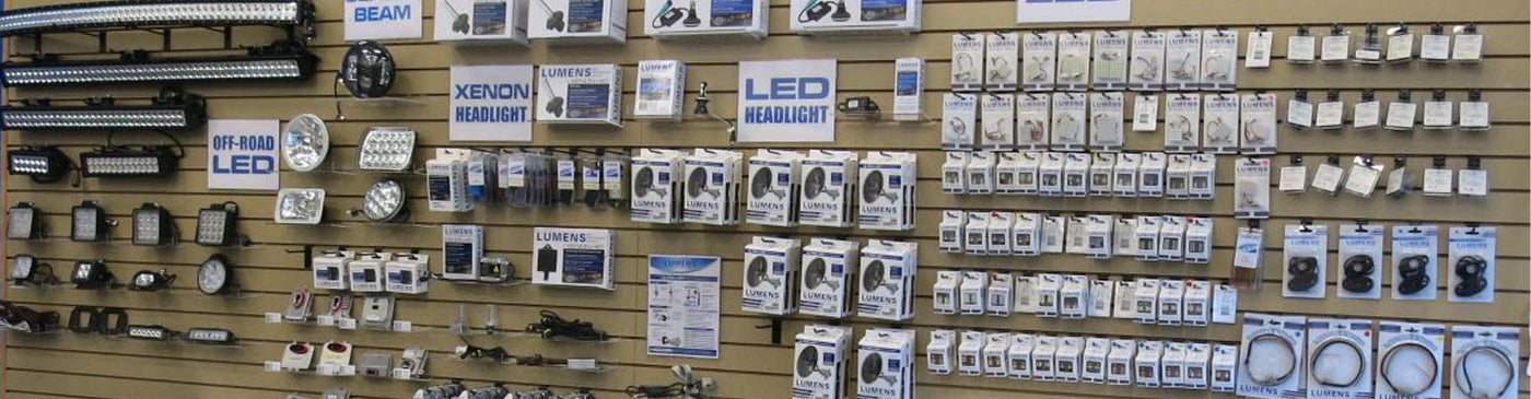 Xenon HID Electrical Accessories by LUMENS HPL