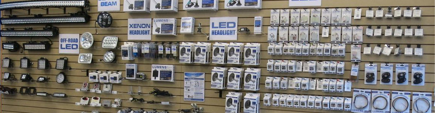Xenon HID Bulb Holders by LUMENS High Performance Lighting