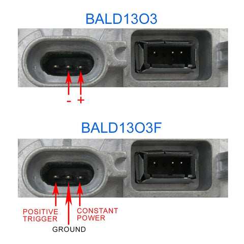 OSRAM3 STYLE (each) D1 or D3 Ballast - NOT FOR FORD VEHICLES