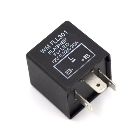 LUMENS HPL LED Signal Flasher Relay (each) - FL13