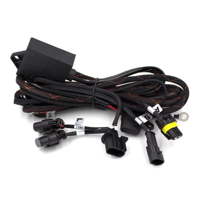 Secondary Dodge Harness H13 HILO (each) by LUMENS HPL
