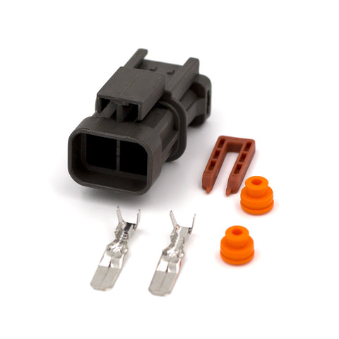 Worklight Plug & Pins Male Side (Harness Side)