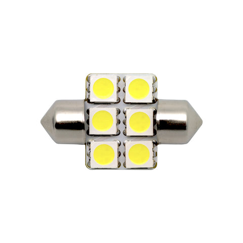 LUMENS HPL LED Bulbs - Festoon 30MM 5050SMD (Pair)