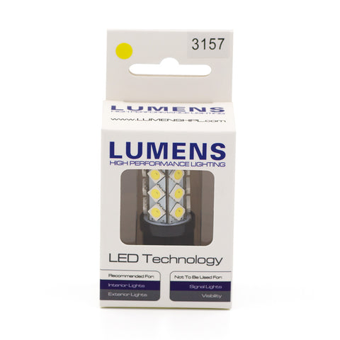 3157 (each) - Dual Color LED by LUMENS HPL