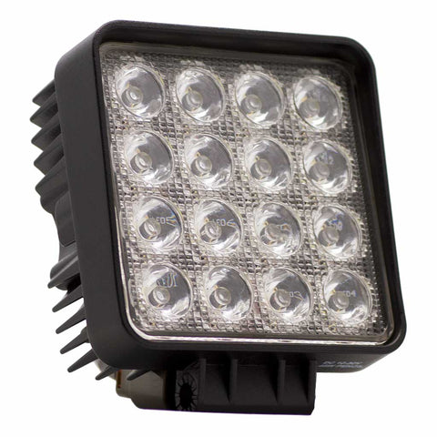 LUMENS HPL Square LED Worklight - 48W (each)