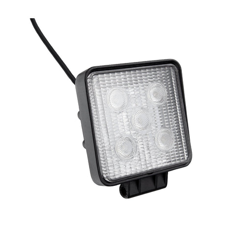 LUMENS HPL ECOLINE Square LED Worklight - 15W (each)