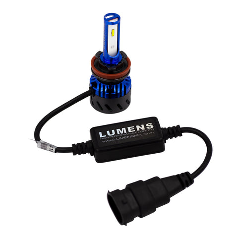 SPORTLINE LED Headlight Bulb & Driver (each) by LUMENS HPL