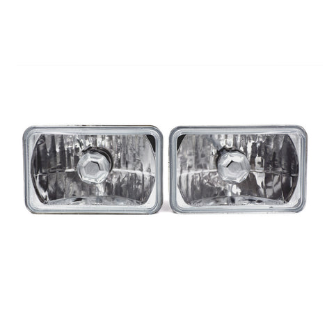 "LUMENS HPL Sealed Beam Conversion 4"" x 6"" DOT APPROVED (pair)"