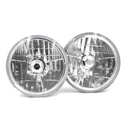 "Sealed Beam Conversion 7"" Round DOT APPROVED (pair)"