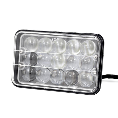 "LUMENS HPL LED Sealed Beam 4 x 6"" 45W - (each)"