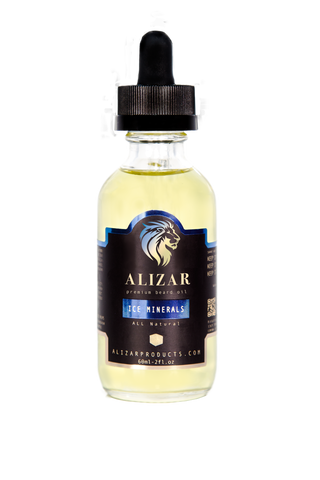 Alizar Beard Oils - Ice Minerals