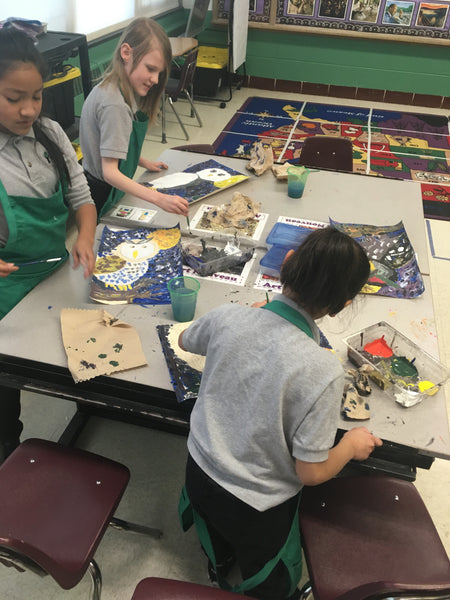 Art Club (3rd-4th Graders)-Mondays-Q1