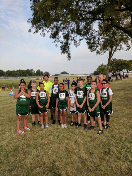 Cross Country Team- (5th-8th Graders)