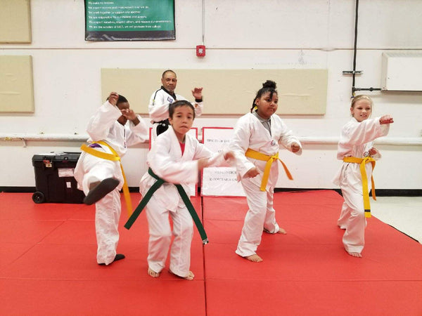 Tae kwon do (1rst-4th Graders)- Tuesdays-Q1