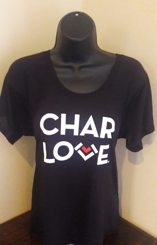 CHAR LOVE Slouchy T