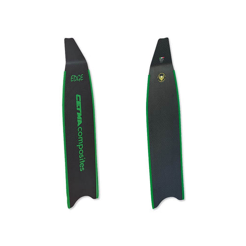 CETMA Composites Carbon Fins EDGE - Pathos Versatile Foot Pocket