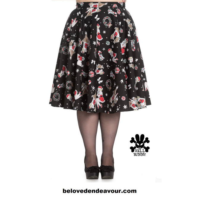 SALE! HELL BUNNY BLITZEN Skirt