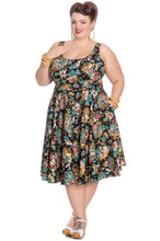 HELL BUNNY BELOVED ENDEAVOUR plus size fashion dress