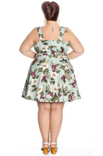 HELL BUNNY TAHITI Mini Dress