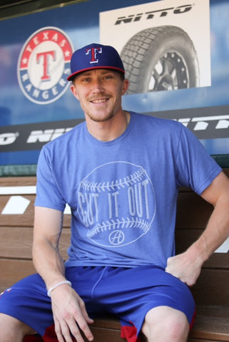 Jake Diekman Shirt