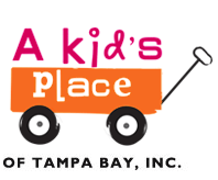 A Kid's Place of Tamp Logo