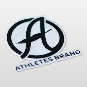 2016 Athlete Family Sticker